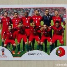 Cromos de Fútbol: 113 SELECCION PORTUGAL CROMO FIFA WORLD CUP RUSSIA 2018 PANINI. Lote 122963035