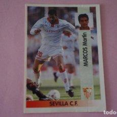 Cromos de Fútbol: CROMO DE FÚTBOL MARCOS DEL SEVILLA F.C. SIN PEGAR Nº 218 LIGA PANINI 1996-1997/96-97. Lote 268898069