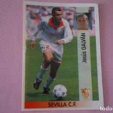 Cromos de Fútbol: CROMO DE FÚTBOL GALVAN DEL SEVILLA F.C. SIN PEGAR Nº 212 LIGA PANINI 1996-1997/96-97. Lote 268898034