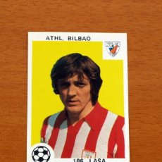 Cromos de Fútbol: ATHLETIC DE BILBAO - 106 LASA - EDITORIAL MAGA 1978-1979, 78-79 - NUNCA PEGADO. Lote 123408824