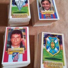 Cromos de Fútbol: 250 CROMOS DIFERENTES DE CARTÓN ESTE LIGA 93 94 1993 1994. Lote 123557847