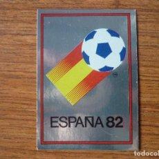 Cromos de Fútbol: CROMO ALBUM ESPAÑA 82 PANINI Nº 2 ESCUDO LOGO ANAGRAMA - SIN PEGAR - MUNDIAL FUTBOL 1982. Lote 124101951