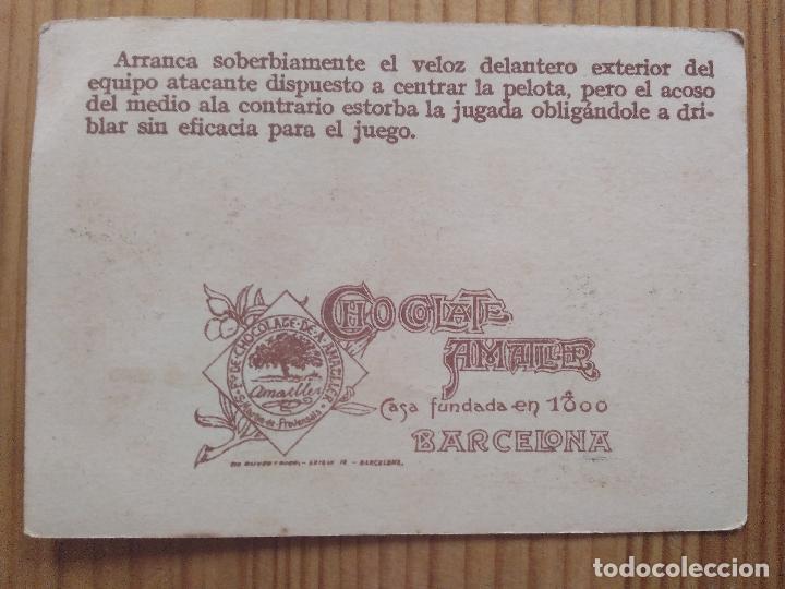 Cromos de Fútbol: UN CAMPEONATO DE FUTBOL Nº 13 ** MEANA * MEDIO CENTRO SPORTING GIJON ** AMATLLER - Foto 2 - 124263707