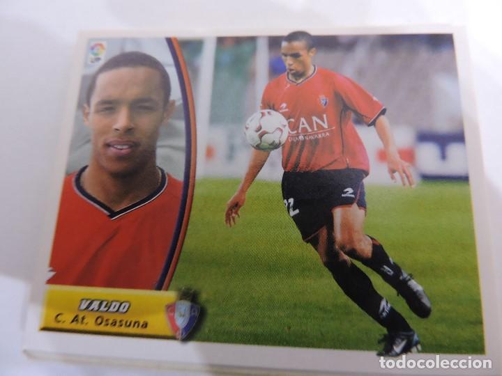 VALDO - OSASUNA - LIGA 2003 - 2004 03 04 - COLECCIONES ESTE PANINI - SIN PEGAR (Coleccionismo Deportivo - Álbumes y Cromos de Deportes - Cromos de Fútbol)