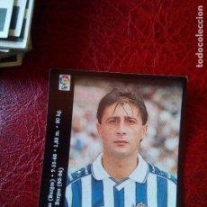 Cromos de Fútbol: LOREN REAL SOCIEDAD 00 01 ED PANINI LIGA 2000 2001 FUTBOL CROMO - SIN PEGAR 209. Lote 125275167