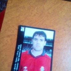 Cromos de Fútbol: IVAN ROSADO OSASUNA 00 01 ED PANINI LIGA 2000 2001 FUTBOL CROMO - SIN PEGAR 320. Lote 125284347