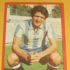 Cromos de Fútbol: 192 BUSTILLO – MALAGA - RUIZ ROMERO 77 78 SIN PEGAR . Lote 126099295