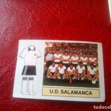 Cromos de Fútbol: ALINEACION SALAMANCA ED ESTE 82 83 CROMO FUTBOL LIGA 1982 1983 - SIN PEGAR - 289. Lote 126099403