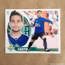 Cromos de Fútbol: LIGA ESTE 2012 2013 / 12 13 - (R. BETIS) - N°2 CASTO. Lote 126099595