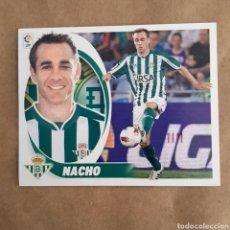 Cromos de Fútbol: LIGA ESTE 2012 2013 / 12 13 - (R. BETIS) - N°7 NACHO. Lote 126099806