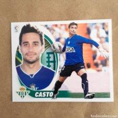 Cromos de Fútbol: LIGA ESTE 2012 2013 / 12 13 - (R. BETIS) - N°2 CASTO. Lote 126099884