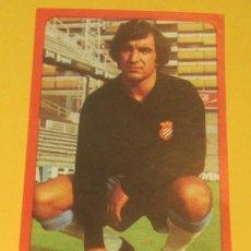 Cromos de Fútbol: 138 ECHEVERRIA – ESPAÑOL - RUIZ ROMERO 77 78 SIN PEGAR . Lote 126100355