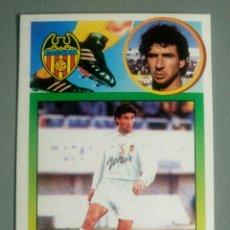 Cromos de Fútbol: CROMO SERER VALENCIA FICHAJE 8 ESTE 93 94. Lote 126271418