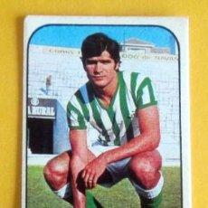 Cromos de Fútbol: BIOSCA REAL BETIS NUCA PEGADO LIGA ESTE 1976-1977 / 76-77. Lote 126457539