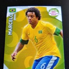 Cromos de Fútbol: MARCELO - BRASIL ADRENALYN XL ROAD TO BRASIL 2014 WORLD CUP, CROMOS FUTBOL. Lote 145007840