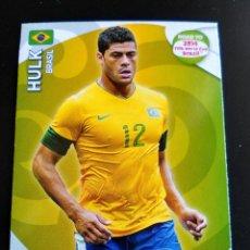 Cromos de Fútbol: HULK - BRASIL ADRENALYN XL ROAD TO BRASIL 2014 WORLD CUP, CROMOS FUTBOL. Lote 145007874