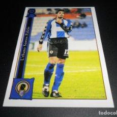 Cromos de Fútbol: 1012 URBANO HERCULES CROMOS ALBUM MUNDICROMO PLATINUM LIGA FUTBOL 05 06 2005 2006. Lote 126497799