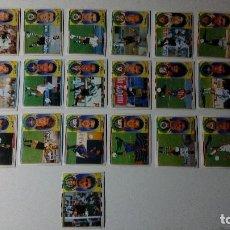 Cromos de Fútbol: FICHAJE Nº 33 ESTEBARANZ EXTREMADURA LIGA ESTE 96 97 1996 1997 SIN PEGAR NUNCA PEGADO PANINI . Lote 128494531