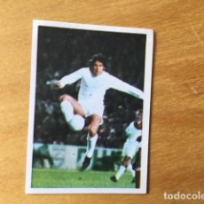 Cromos de Fútbol: EDITORIAL FHER 1975 1976 - 75 76 - SANTILLANA - REAL MADRID. Lote 127241955