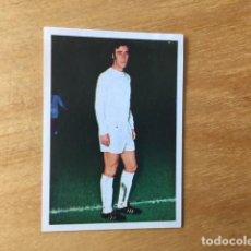Cromos de Fútbol: EDITORIAL FHER 1975 1976 - 75 76 - DEL BOSQUE - REAL MADRID. Lote 127245179
