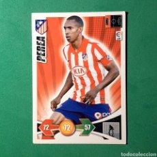 Cromos de Fútbol: ADRENALYN LIGA 2009 2010 - (ATLÉTICO DE MADRID) - PEREA. Lote 127254522