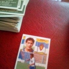 Cromos de Fútbol: GLARIA ZARAGOZA ED ESTE 90 91 CROMO FUTBOL LIGA 1990 1991 - SIN PEGAR - 277. Lote 127615803