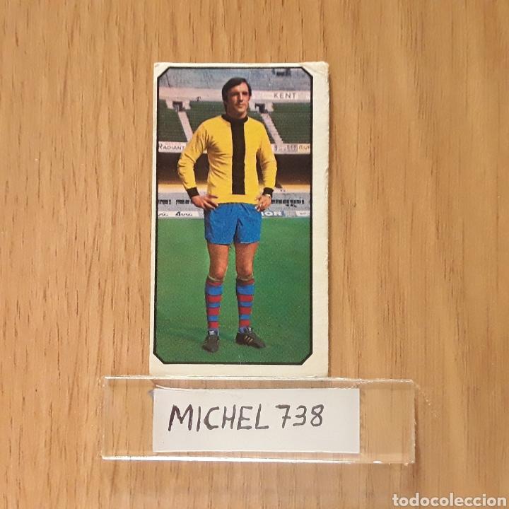 Este liga 77/78...Artola...Barcelona...Nunca pegado...Sin pegar... segunda mano