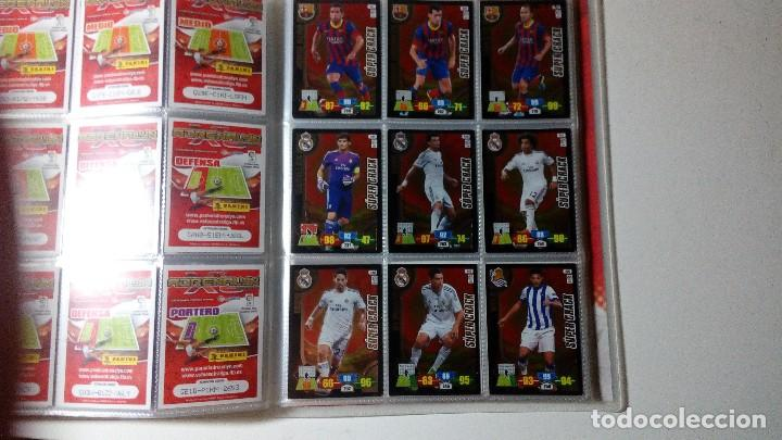 Cromos de Fútbol: COLECCION COMPLETA ADRENALYN XL BBVA 13/14 PANINI ARCHIVADOR 575 FICHAS 2013/2014 A1 NO ESTE - Foto 4 - 127977827