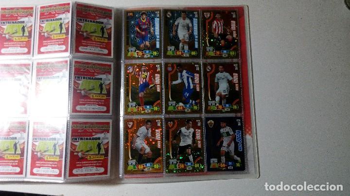 Cromos de Fútbol: COLECCION COMPLETA ADRENALYN XL BBVA 13/14 PANINI ARCHIVADOR 575 FICHAS 2013/2014 A1 NO ESTE - Foto 6 - 127977827