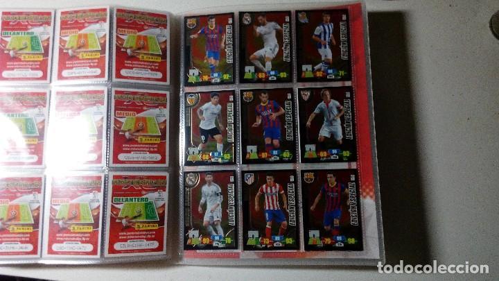 Cromos de Fútbol: COLECCION COMPLETA ADRENALYN XL BBVA 13/14 PANINI ARCHIVADOR 575 FICHAS 2013/2014 A1 NO ESTE - Foto 8 - 127977827