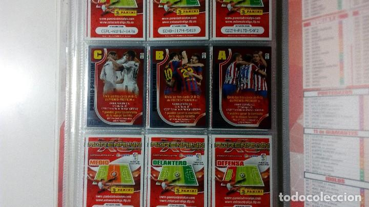 Cromos de Fútbol: COLECCION COMPLETA ADRENALYN XL BBVA 13/14 PANINI ARCHIVADOR 575 FICHAS 2013/2014 A1 NO ESTE - Foto 9 - 127977827