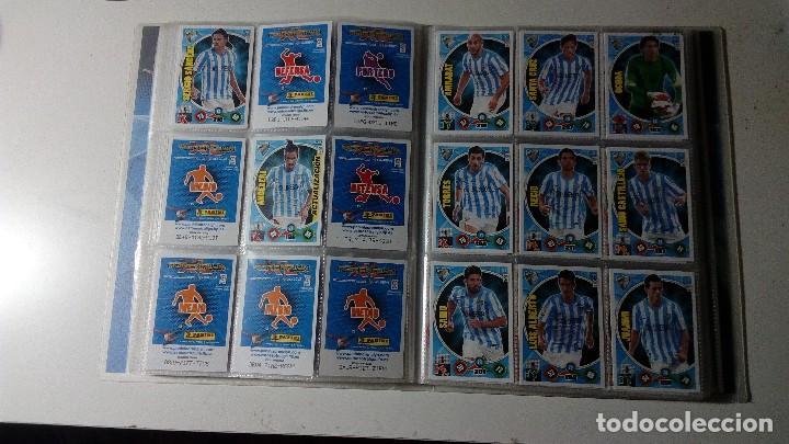 Cromos de Fútbol: COLECCION COMPLETA ADRENALYN LIGA XL BBVA 14/15 PANINI ARCHIVADOR 2014/2015 A1 NO ESTE LEER - Foto 31 - 127978735