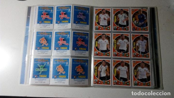 Cromos de Fútbol: COLECCION COMPLETA ADRENALYN LIGA XL BBVA 14/15 PANINI ARCHIVADOR 2014/2015 A1 NO ESTE LEER - Foto 39 - 127978735