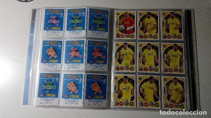 Cromos de Fútbol: COLECCION COMPLETA ADRENALYN LIGA XL BBVA 14/15 PANINI ARCHIVADOR 2014/2015 A1 NO ESTE LEER - Foto 40 - 127978735