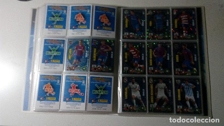 Cromos de Fútbol: COLECCION COMPLETA ADRENALYN LIGA XL BBVA 14/15 PANINI ARCHIVADOR 2014/2015 A1 NO ESTE LEER - Foto 48 - 127978735