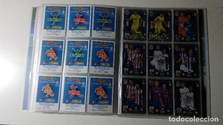 Cromos de Fútbol: COLECCION COMPLETA ADRENALYN LIGA XL BBVA 14/15 PANINI ARCHIVADOR 2014/2015 A1 NO ESTE LEER - Foto 50 - 127978735