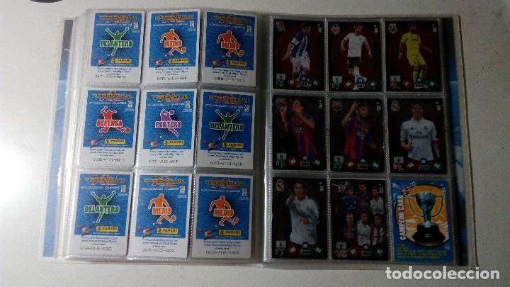 Cromos de Fútbol: COLECCION COMPLETA ADRENALYN LIGA XL BBVA 14/15 PANINI ARCHIVADOR 2014/2015 A1 NO ESTE LEER - Foto 53 - 127978735