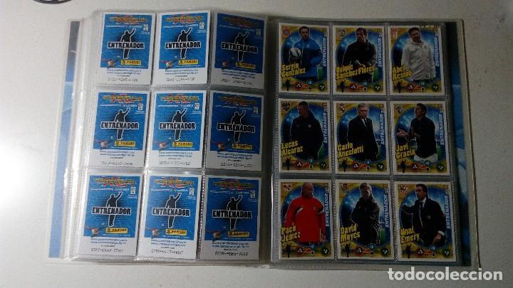 Cromos de Fútbol: COLECCION COMPLETA ADRENALYN LIGA XL BBVA 14/15 PANINI ARCHIVADOR 2014/2015 A1 NO ESTE LEER - Foto 55 - 127978735