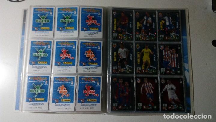 Cromos de Fútbol: COLECCION COMPLETA ADRENALYN LIGA XL BBVA 14/15 PANINI ARCHIVADOR 2014/2015 A1 NO ESTE LEER - Foto 59 - 127978735