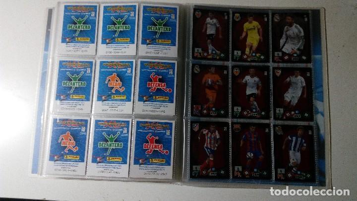 Cromos de Fútbol: COLECCION COMPLETA ADRENALYN LIGA XL BBVA 14/15 PANINI ARCHIVADOR 2014/2015 A1 NO ESTE LEER - Foto 60 - 127978735