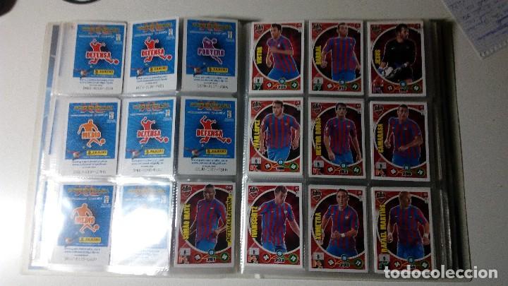 Cromos de Fútbol: COLECCION COMPLETA ADRENALYN LIGA XL BBVA 14/15 PANINI ARCHIVADOR 2014/2015 A2 NO ESTE LEER - Foto 27 - 127978867