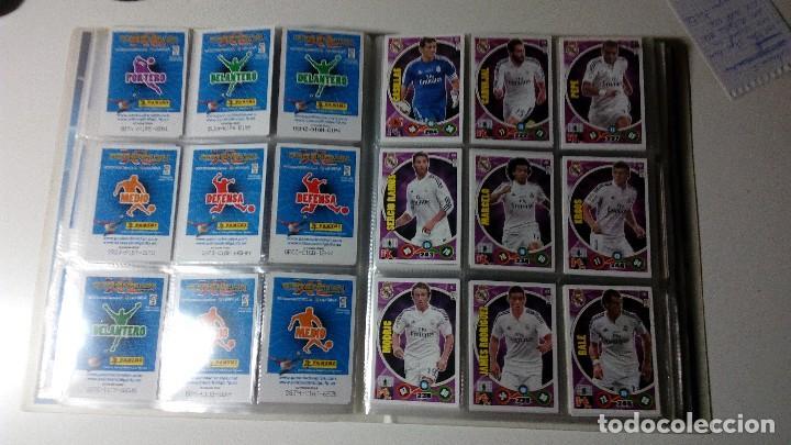 Cromos de Fútbol: COLECCION COMPLETA ADRENALYN LIGA XL BBVA 14/15 PANINI ARCHIVADOR 2014/2015 A2 NO ESTE LEER - Foto 28 - 127978867
