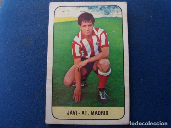 78/79 ESTE. AT. MADRID FICHAJE 27 JAVI (Coleccionismo Deportivo - Álbumes y Cromos de Deportes - Cromos de Fútbol)
