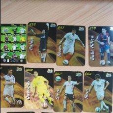 Cromos de Fútbol: MUNDICROMOS 2007-08 TOP 11. Lote 128447331