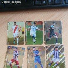 Cromos de Fútbol: MUNDICROMO 2014-15 TOP - BLRED 37 CROMOS. Lote 128449395