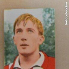 Cromos de Fútbol: CROMO EQUIPO FUTBOL FHER 1966/67 IGARTUA A.BILBAO. NUNCA PEGADO. MUY DIFICIL. Lote 128468927
