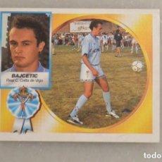 Cromos de Fútbol: CROMO FUTBOL ESTE COLOCA BAJCETIC CELTA VIGO ALBUM CROMOS 1994. Lote 128469655