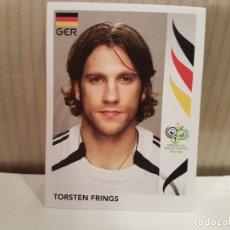 Cromos de Fútbol: CROMO FUTBOL MUNDIAL 2006 GERMANY PANINI SIN PEGAR NUMERO 29 TORSTEN FRINGS ALEMANIA VER FOTO. Lote 128483703