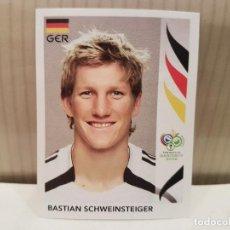 Cromos de Fútbol: CROMO FUTBOL MUNDIAL 2006 GERMANY PANINI SIN PEGAR NUMERO 31 SCHWEINSTEIGER ALEMANIA VER FOTO. Lote 128483895