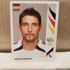 Cromos de Fútbol: CROMO FUTBOL MUNDIAL 2006 GERMANY PANINI SIN PEGAR NUMERO 34 KEVIN KURANYI ALEMANIA VER FOTO. Lote 128484103